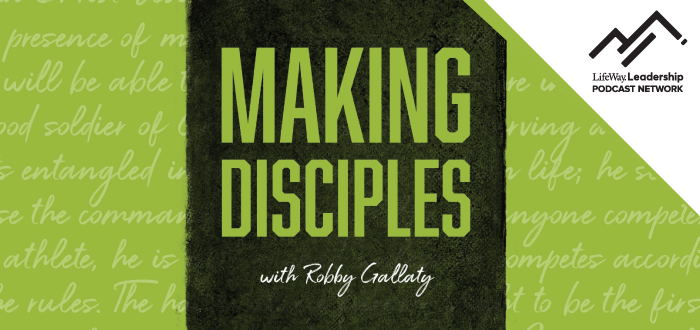 #9 Making Disciples, Not Visitors