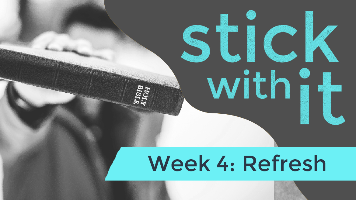 Stick With It! Refresh